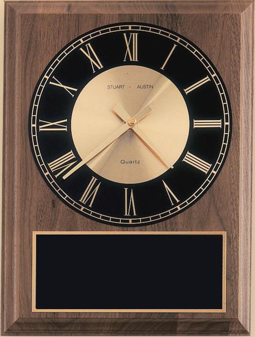 BC247 Clock - Blank