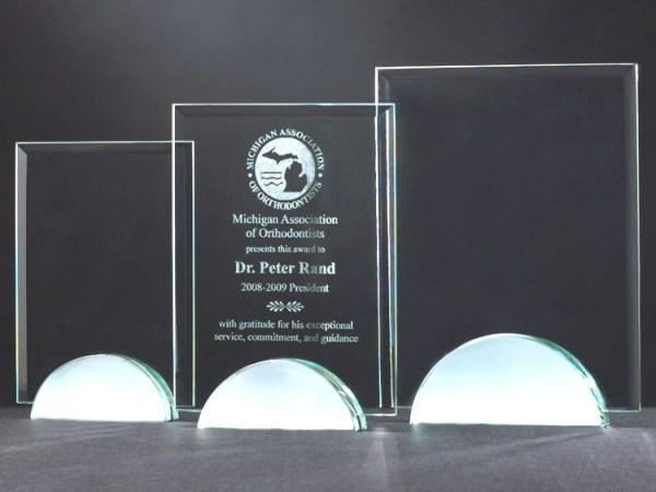 G2605 G2606 G2607 Apex Glass Award