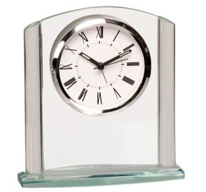 GCK001 Arch Glass Clock