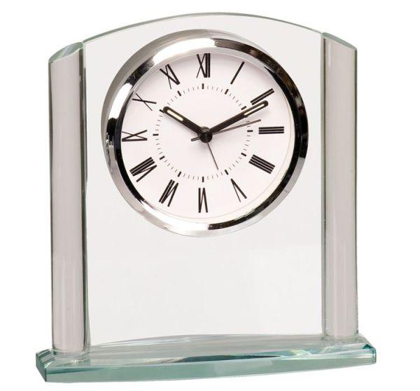 GCK001 Arch Glass Clock