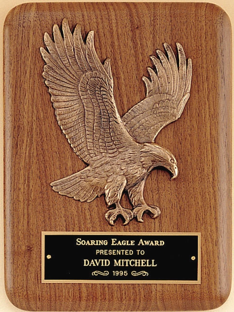P1682 Eagle Plaque