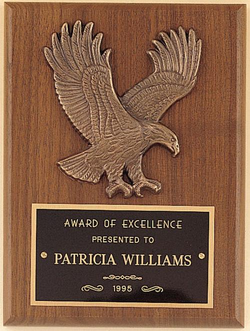 P1784 Eagle Plaque
