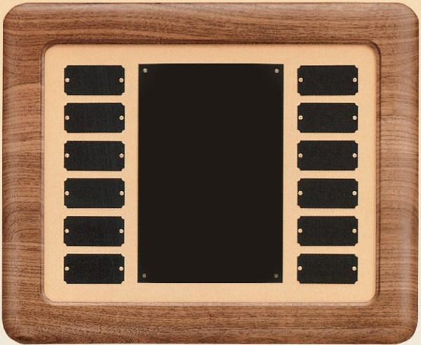 P1898 Plaque - Blank