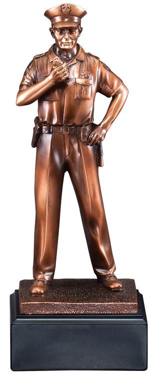 Police Statue-0