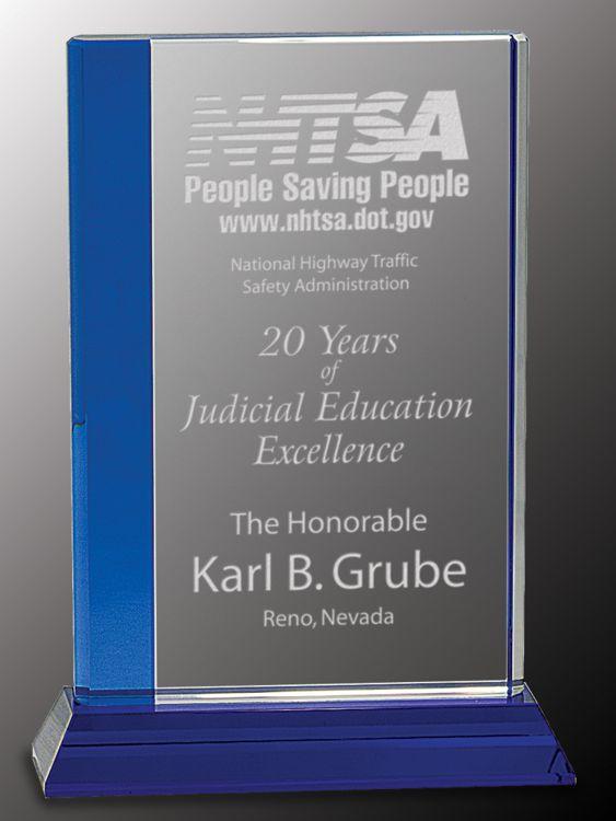 CRY0534L Crystal Award