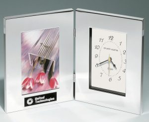 BC21 Picture Frame & Clock
