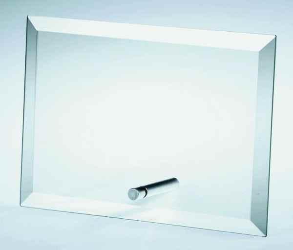 Horizontal Glass Plaque GL309C GL309D