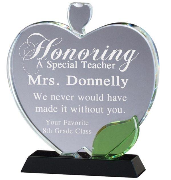 Teacher Apple CRY412