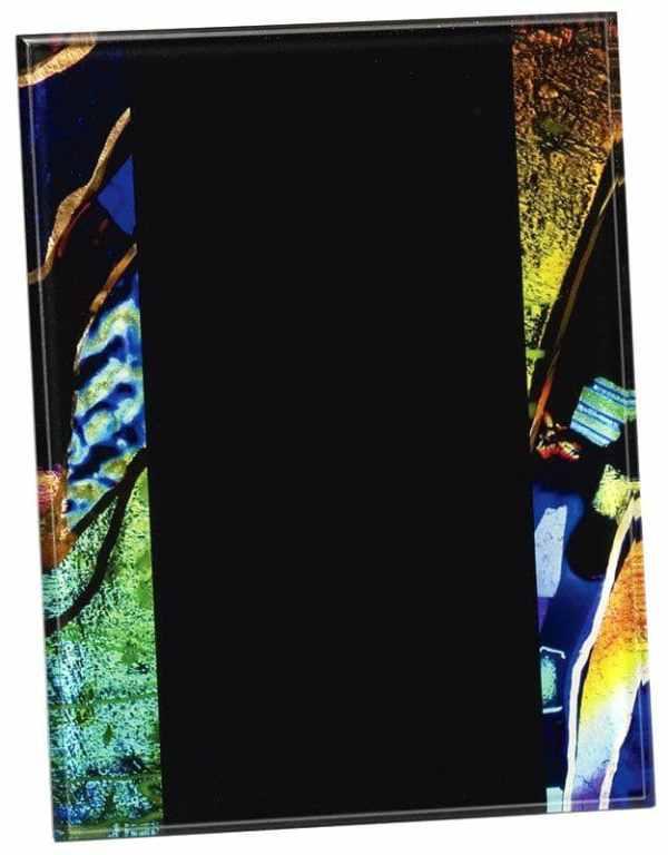Art Acrylic Plaque PLX802A B C-blank