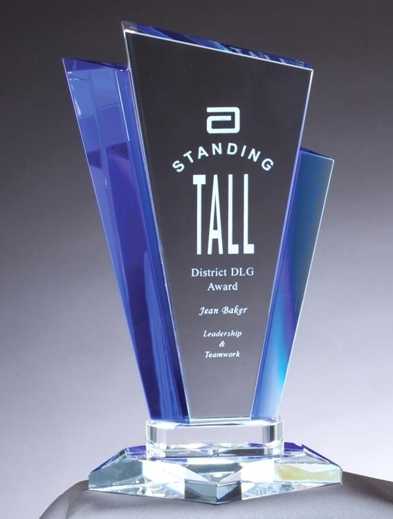 GL123 GL124 GL125 Glass Award