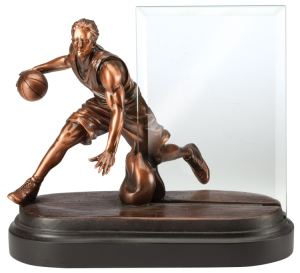 RFB298 Basketball Statue