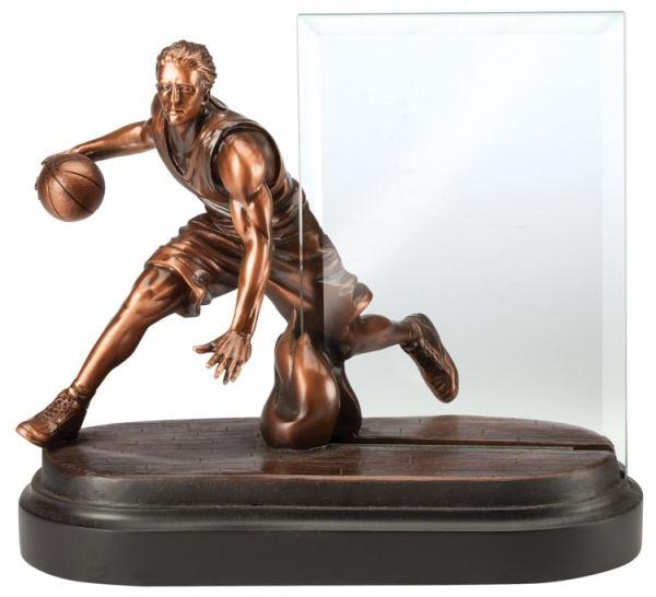RFB298 Basketball Statue