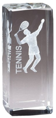 Men's Tennis Trophy CRY1217