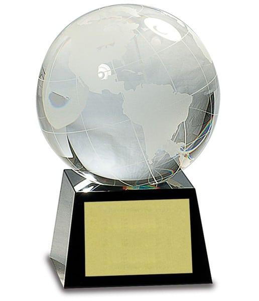 CRY038 Crystal Globe-blank