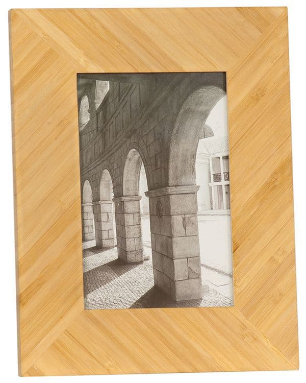 Bamboo Picture Frame PTF446