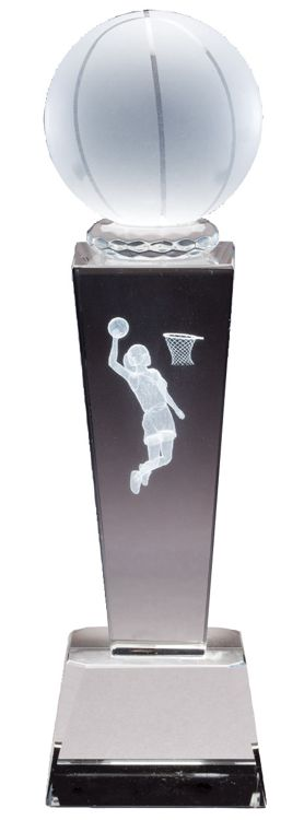 Women's Basketball Trophy CRY291