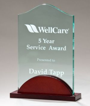 A6917 A6916 Acrylic Award