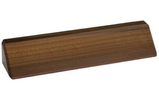 DS8 Walnut Name Plate-blank