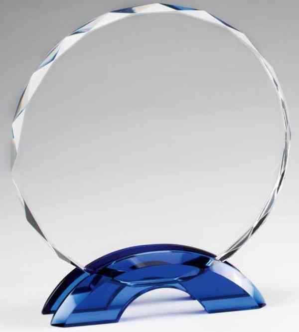 CRY472 Crystal Circle Award