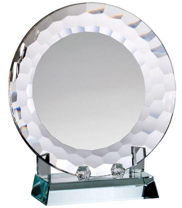 CRY523 Glass Plate Award