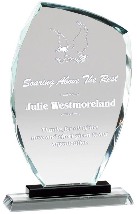 GL184 Glass Award