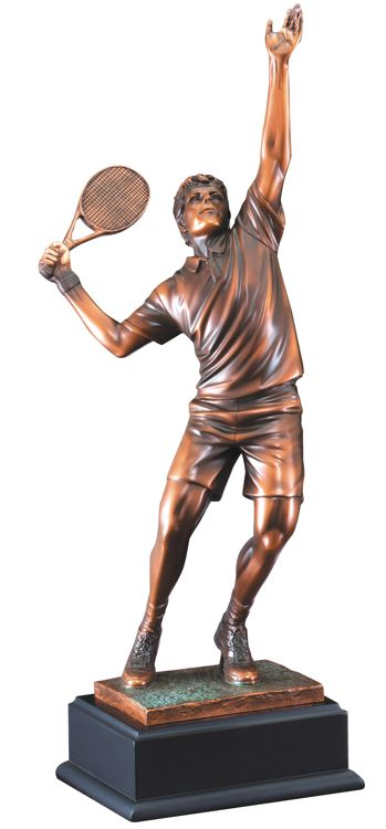 Men's Tennis Statue RFB022