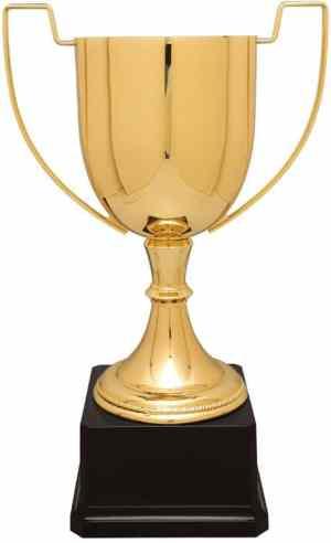 CZC703G Zinc Trophy Cup
