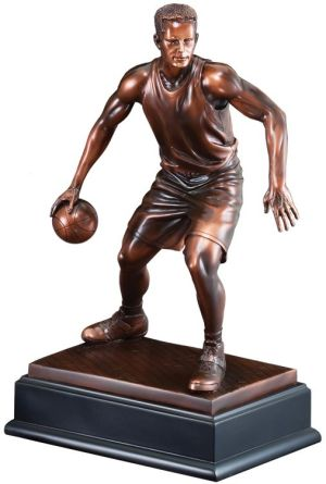 Basketball Statue Trophy RFB019