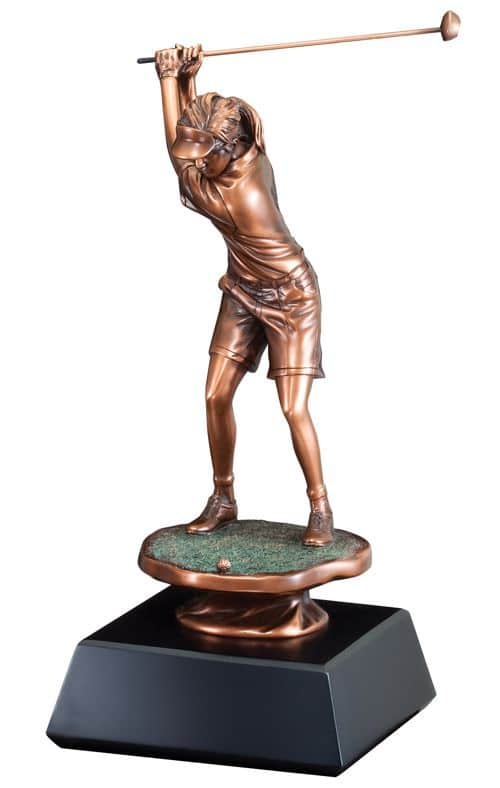 Ladies Golf Trophy