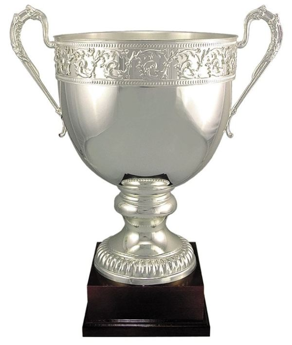 683-2 Silver Trophy Cup