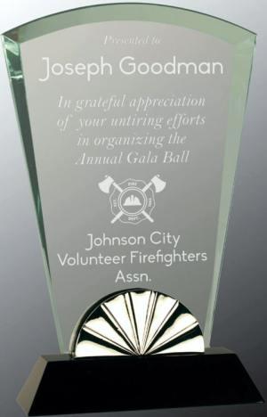 HGL22 Fan Glass Award