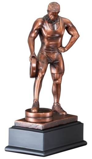 Men's Weightlifting Trophy