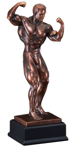 Men's Bodybuilding Trophy