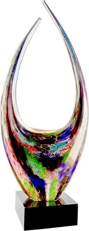 AGS06 Dual Rising Art Glass