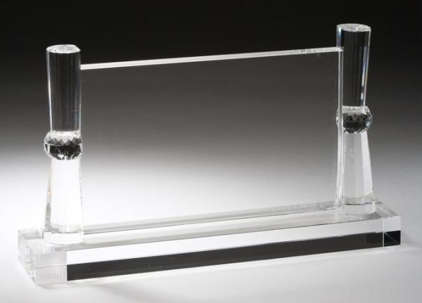 Crystal Scroll Award