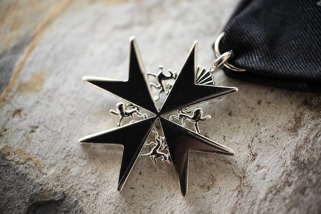 What is a Maltese Cross?