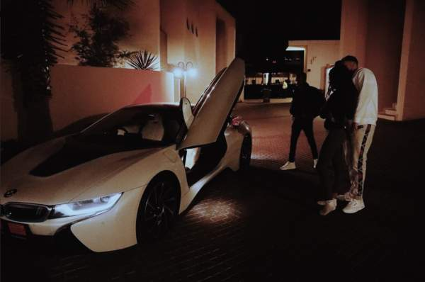 AKA Purchases A Brand New Car For R2M News