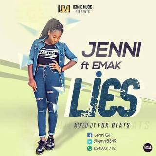 Jenni ft Emak You Lie To Me Mix By Fox Beat