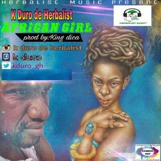 K duro de herbalist – African girl prod