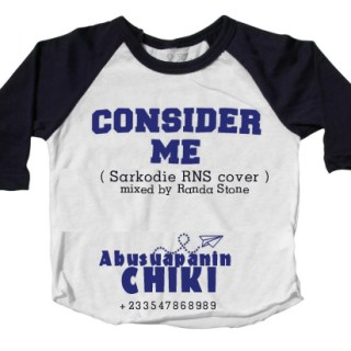 Abusuapanin Chiki Consider Me Sarkodie RNS cover
