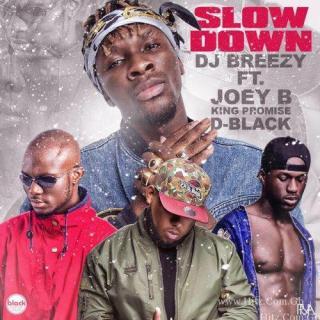 DJ Breezy Slow Down ft Joey B King Promise D Black