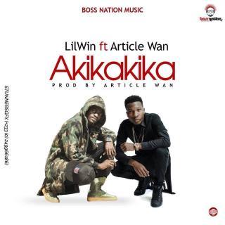 Lil Win Akika Akika Ft Article Wan