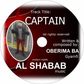 Obarima Ba Gyamfi Captain
