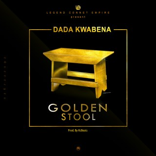 Dada Kwabena Golden Stool Art By MuseAwakesGfx