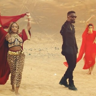 cuppy feat sarkodie vybe officia