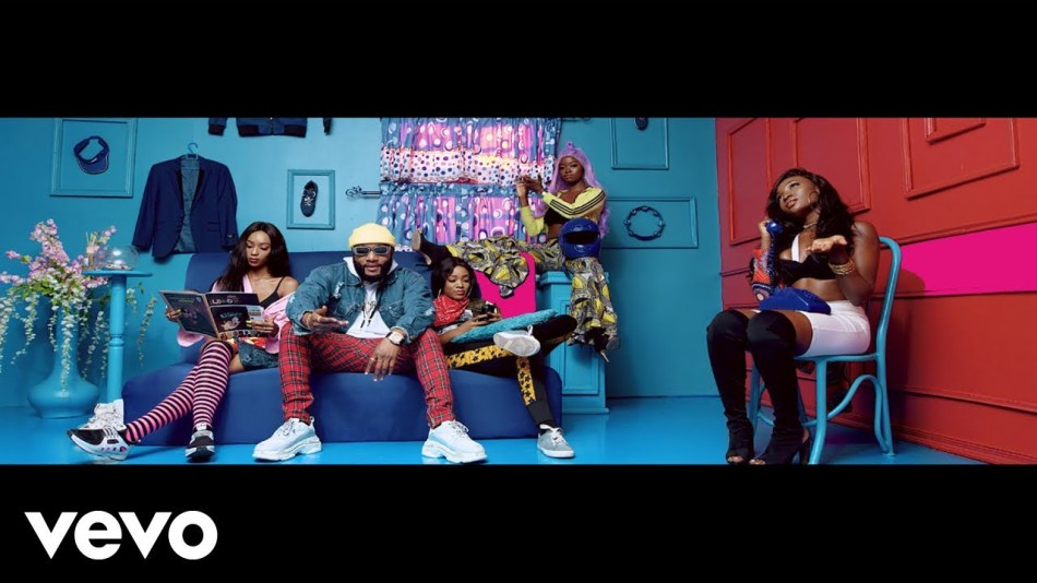kcee feat tekno boo official vid