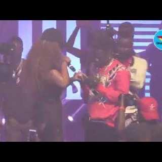 video shatta wale proposes marri