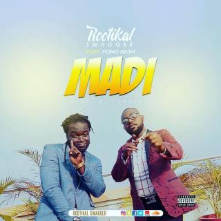 Madi Art Cover