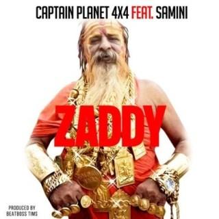 Captain Planet Zaddy art