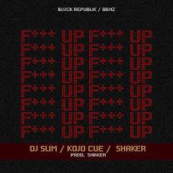 DJ Slim F Up Dirty Feat Shaker Kojo Cue